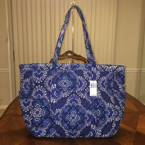 NWT Vera Bradley Get Going/ Get Carried Away Tote